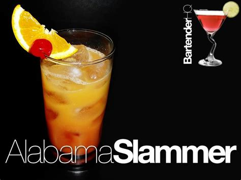 the alabama slammer cocktail finds fame in the famous tom