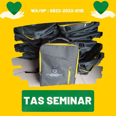 berkualitas hub    distributor tas seminar