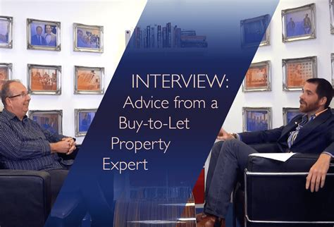 buying a house to let interview advice from a buy to let property expert