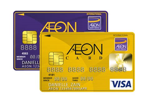 Aeon Credit Card Application Form Japan apply now credit card aeon credit service malaysia