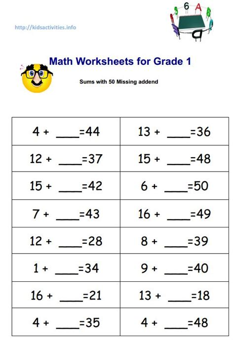 Second Grade Math Worksheets Pdf by Ideas About Math Worksheets For Grade 1 Pdf Easy