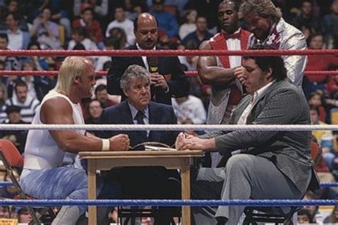 hulk hogan bench press 7 things you should know about wwe royal rumble 1988