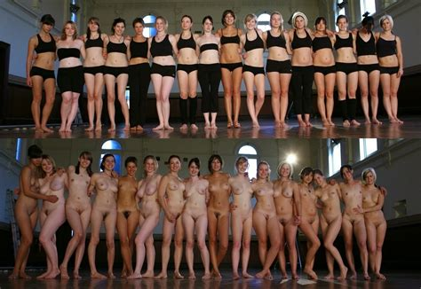 nude women groups dressed then undressed hard porn pictures
