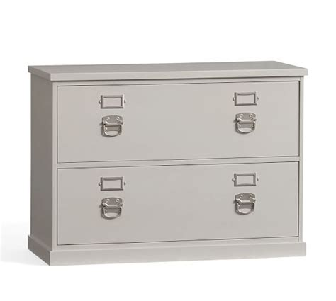 lateral file cabinet bedford lateral file cabinet pottery barn