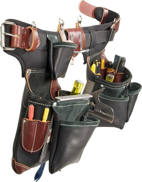 most comfortable tool belt adjust to fit green building tool bag set