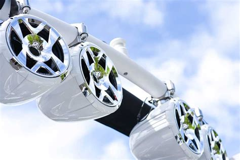 wakeboard boat with speakers samson sports custom wakeboard towers speakers accessories