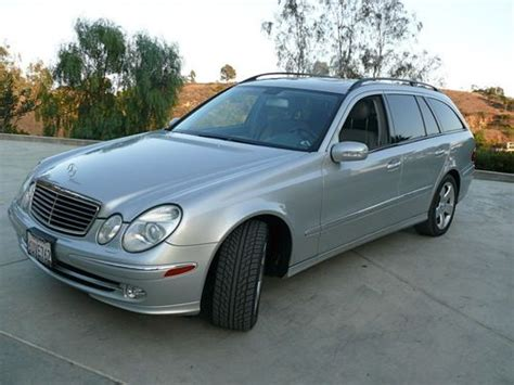 2004 Mercedes E500 by Find Used 2004 Mercedes E500 4matic Wagon 4 Door 5 0l
