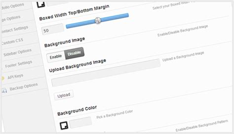 cakephp layout header footer custom backgrounds orafox
