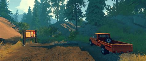pubg 3440x1440 a look at firewatch a hard to describe but amazing