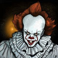 Draw Pennywise Pennywise Pennywise  Clown