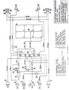 cartaholics golf cart forum gt melex 512e cable diagram