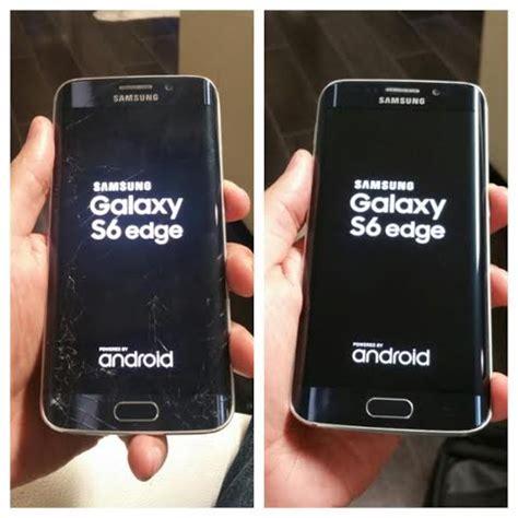 samsung galaxy  edge cracked screen repair san diego