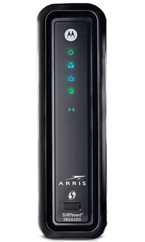 arris modem orange light surfboard sbg6580 lights iron blog