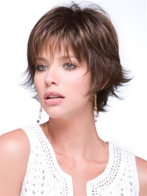 hair styles for a fuller face short haircuts for fine hair round face hair styles