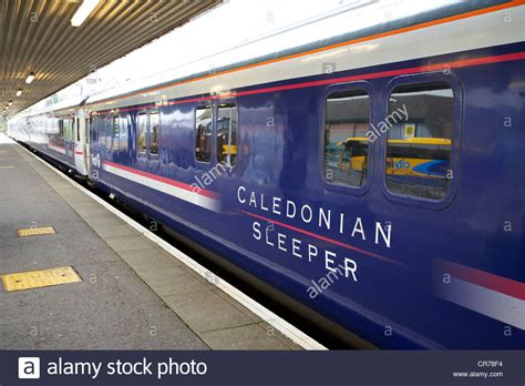 caledonian sleeper overnight sleeper from fort