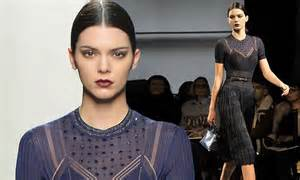 Catwalks Calling To Strut To by Kendall Jenner Takes To The Catwalk At Bottega Veneta Mfw