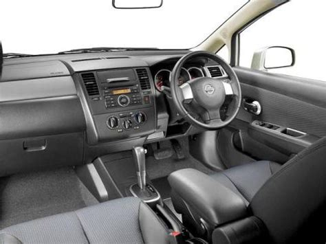 nissan tiida interior 2009 2007 nissan tiida specifications