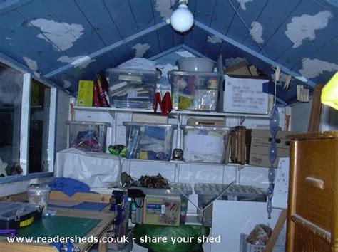 craft sheds sarah s craft shed my workshop escape shed