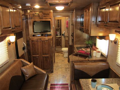 Shop Floor Plans With Living Quarters by Image Gallery Trailer Conversions