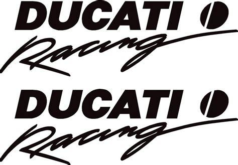 Ducati Sticker Logo by Ducati Motorbike Sticker Logo Ducati Bike Logo Decal Buy
