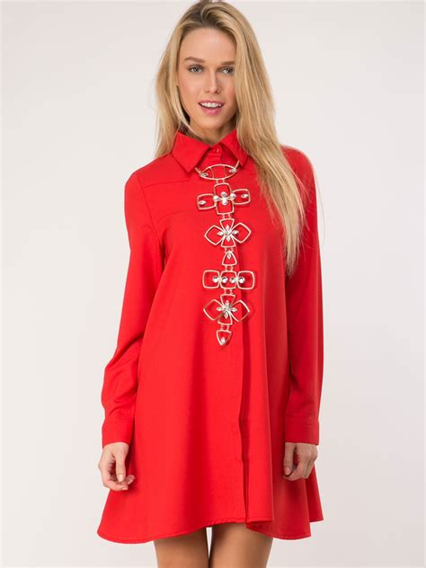 Glamorous Shirt buy glamorous relaxed fit shirt dress for s