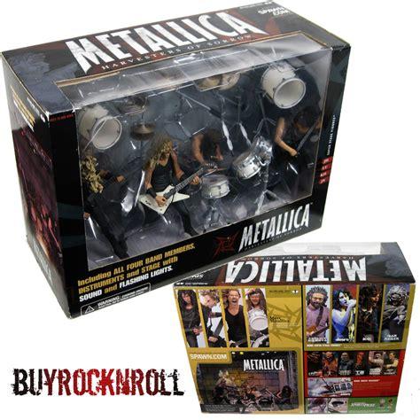 Metalica Boxed Set Figure Figure buyrocknroll