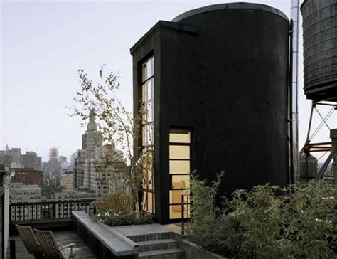 Tank House by Atypical Living Retreat The Tank House Loft By Brian
