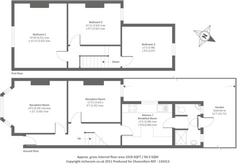 floor plans for houses uk terraced house floor plans uk house design plans