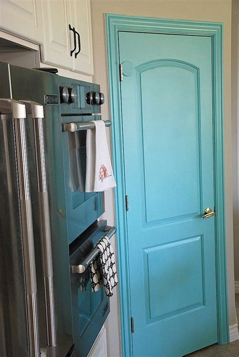 Painted Pantry by 25 Best Ideas About Painted Pantry Doors On