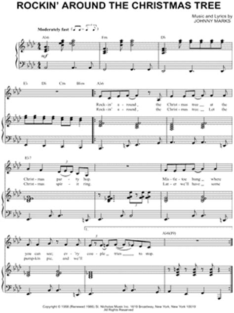 brenda lee sheet music downloads at musicnotes com