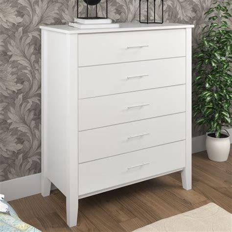 Walmart White Chest Of Drawers by Corliving Ashland Chest Of Drawers Snow White Walmart Ca