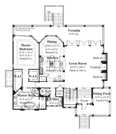 17 best images about elevator equipped home plans the