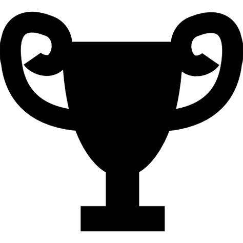 cup silhouette png awards silhouette cups award trophies trophy