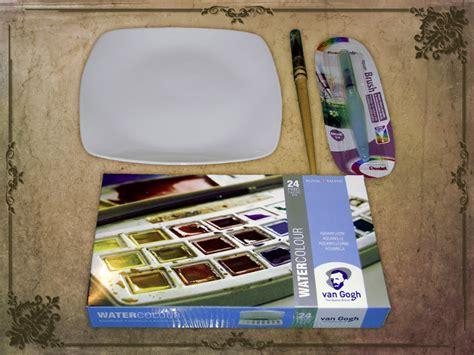 Gogh Watercolor Plastic Set 24 Half Pans gogh watercolor 24 set wetcanvas