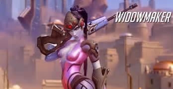 Overwatch team looking into lowering widowmaker s frustration