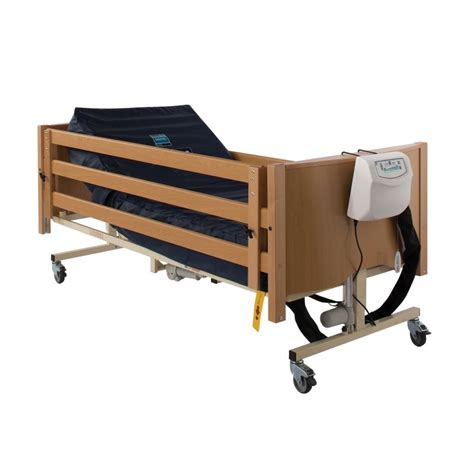 Futon Care by Sidhil Bradshaw Bariatric Bed Side Rail Height Extension