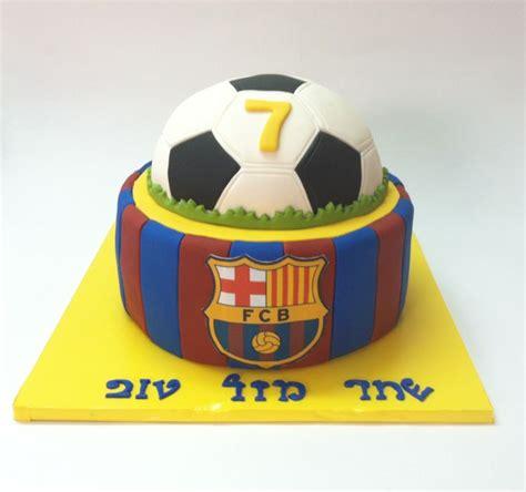 barcelona cake עוגת בארסה fc barcelona cake anat baida cake designer