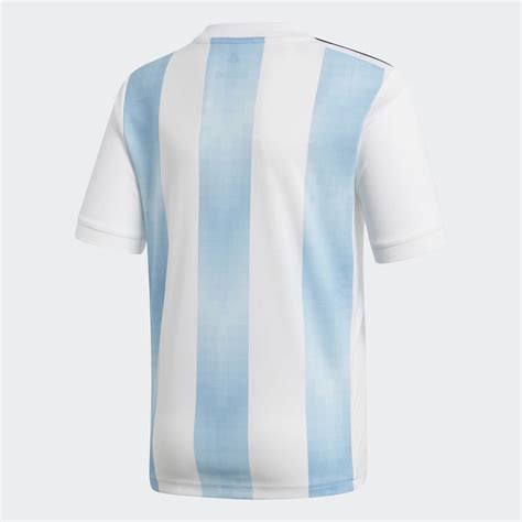 Kaos Adidas World jersey bola argentina home world cup kit 2018 jersey bola