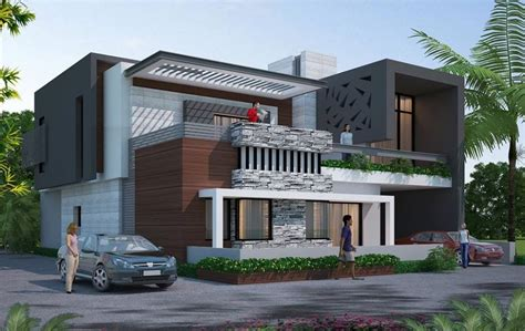 villa exterior design 8 modern stunning house residences with elegant exteriors