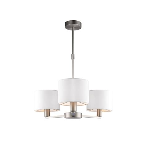 endon daley 60256 3 light ceiling light by lovelights co uk