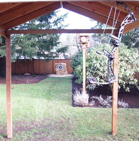 backyard archery set triyae com setting up backyard archery range various