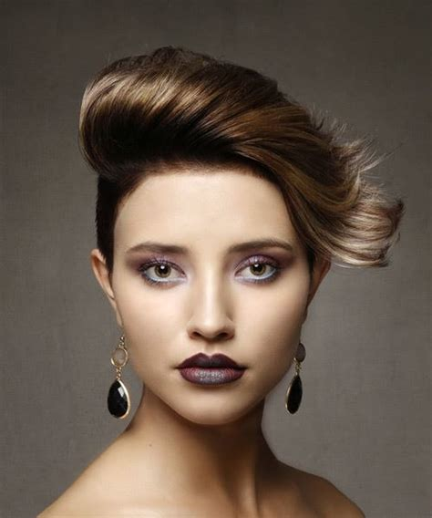 asymmetrical hairstyles and haircuts in 2019