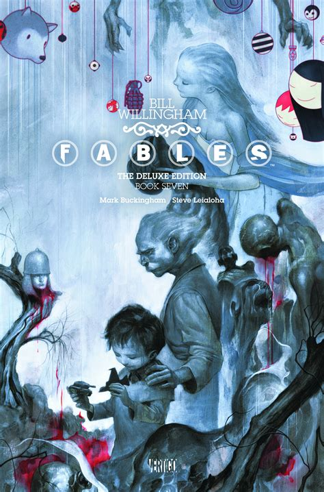 fables deluxe edition hc 1401230970 previewsworld fables deluxe edition hc vol 07 mr