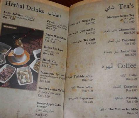 Coffee Drink Herbal food malaysia kuala lumpur and selangor kl dish