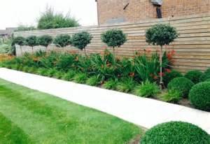 Concrete Landscape Borders by Planting Jhps Gardens Jhps Gardens