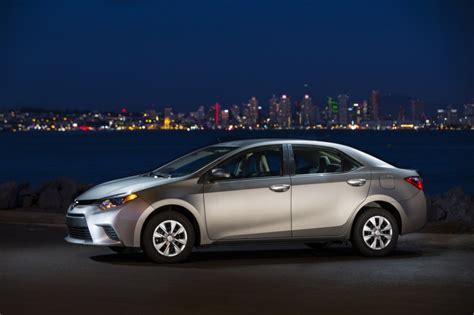 L S Toyota New 2014 Toyota Corolla L Base Model To Start At 17 610
