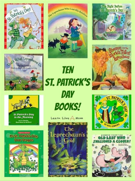 s day books 10 st patrick s day books for