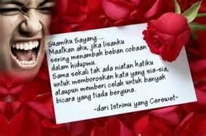 surat cinta istri cerewet yang harus dibaca para suami artikel mutiara islam bagi muslimah