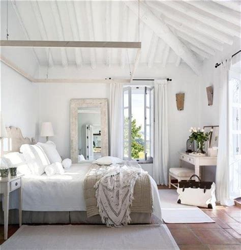 beach cottage bedroom beach house shabby chic white rustic bedroom home