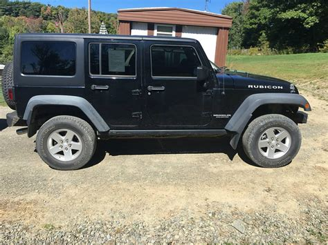 Jeeps For Sale In Ny 2011 Jeep Wrangler Unlimited Rubicon For Sale In